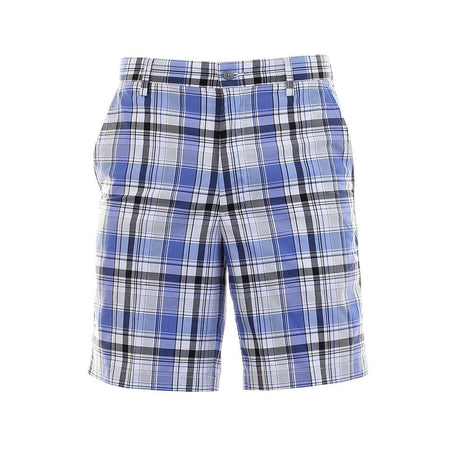 Footjoy Madras Golf Shorts - Apparel - Bottoms