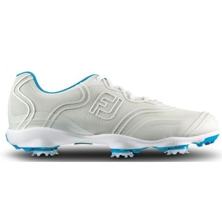 Footjoy Womens Aspire Golf Shoes White 98895 - Golf Shoes