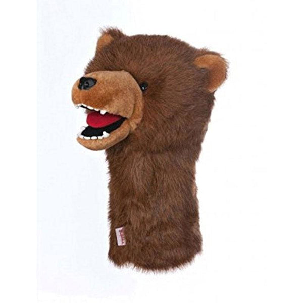 Daphnes Headcovers Grizzly Bear Headcover - Golf Headcovers
