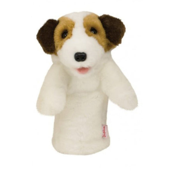 Daphne's Headcovers Jack Russell Terrier Dog Headcover - Golf Country Online