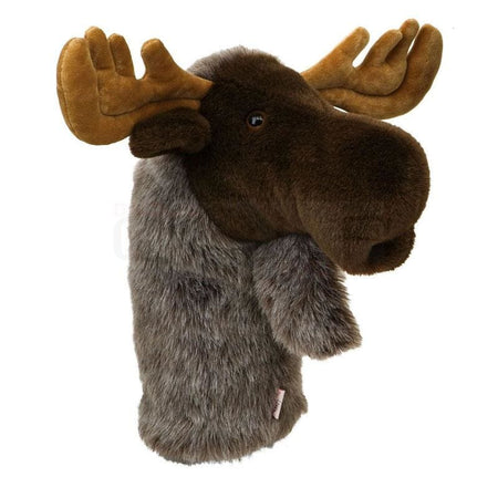 Daphne's Headcovers Moose Headcover - Golf Country Online