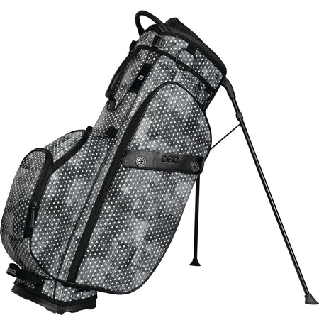 OGIO Majestic Stand Bag, Polka Dot