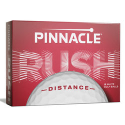 Pinnacle Rush Golf Balls 15-Ball Pack