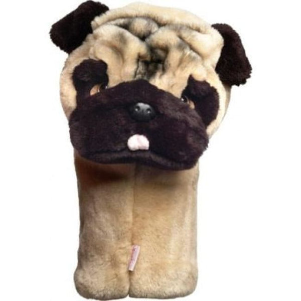 Daphne's Headcovers Pug Dog Headcover - Golf Country Online