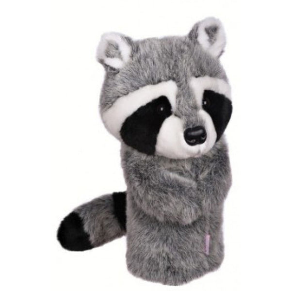 Daphnes Headcovers Raccoon Headcover - Golf Headcovers