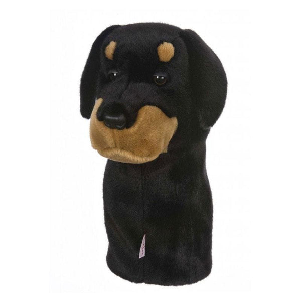 Daphne's Headcovers Rottweiler Dog Headcover - Golf Country Online