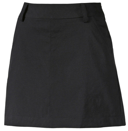 PUMA Golf Womens Women's Pounce Skirt - Black