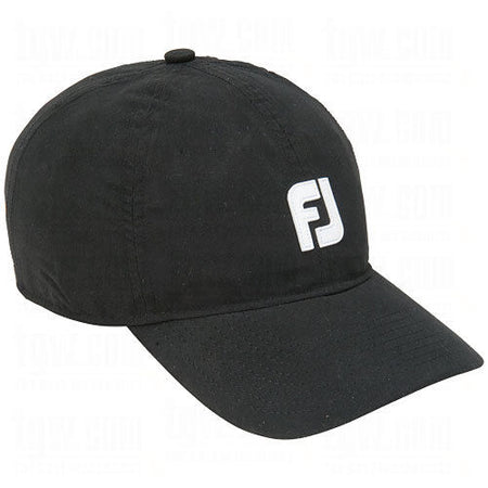 FootJoy DryJoys Baseball Adjustable Rain Hat/Cap - Golf Country Online
