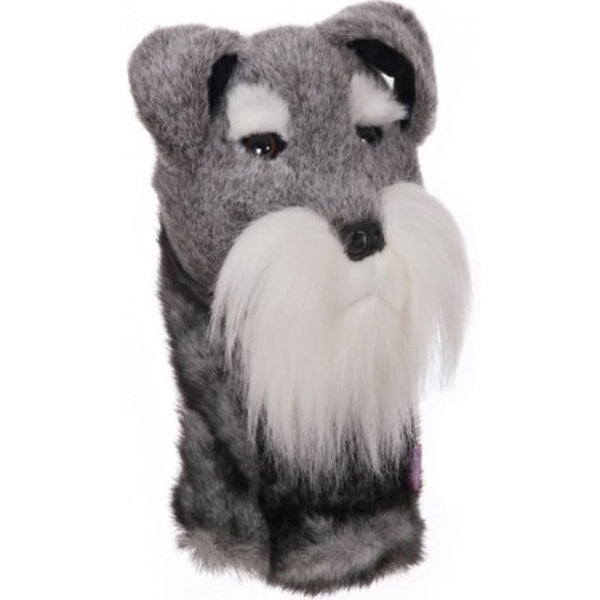 Daphne's Headcovers Schnauzer Dog Headcover - Golf Country Online
