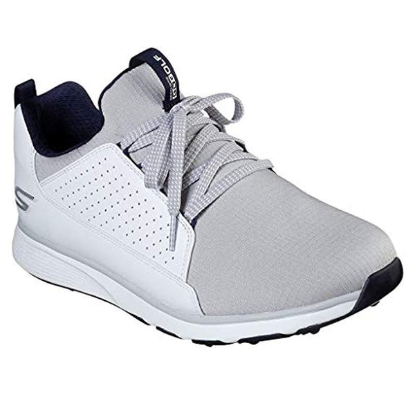 Skechers Men's Mojo Waterproof Golf Shoe (54539/WGY) - WHITE/GRAY - Golf Country Online
