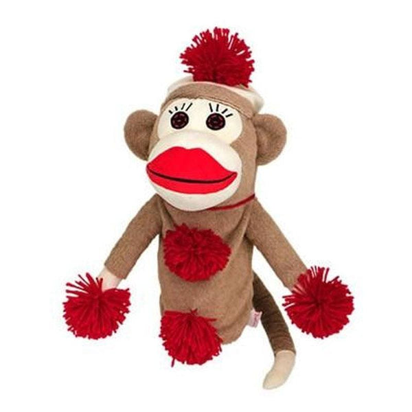 Daphnes Headcovers Monkey Made Of Sockies Headcover - Girl - Golf Headcovers