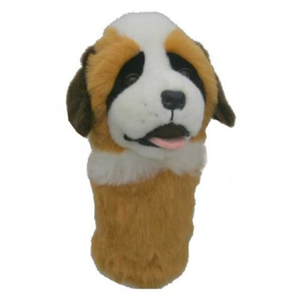 Daphne's Headcovers St. Bernard Dog Headcover - Golf Country Online