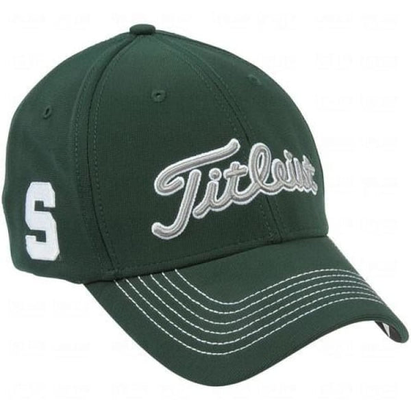 Titleist Ncaa Michigan State Hat - Medium/large - Golf Hats