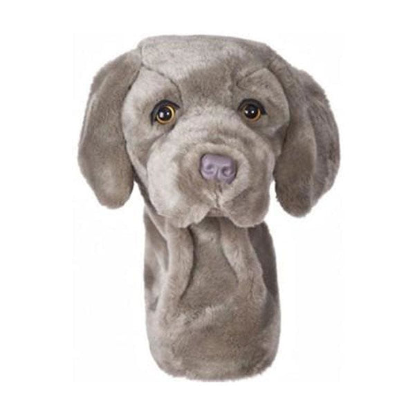 Daphne's Weimaraner Dog Large Driver Headcover - Golf Country Online