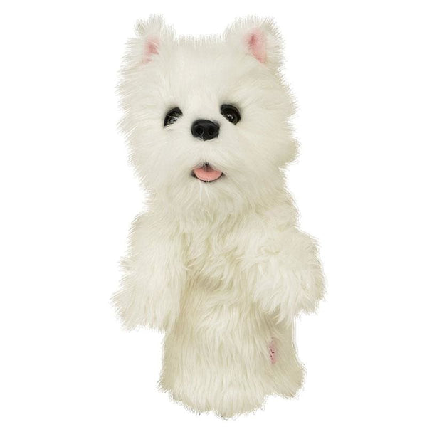 Daphne's Headcovers Westie Dog Headcover - Golf Country Online