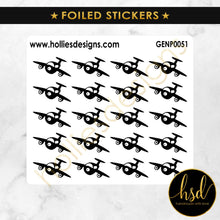 FOILED | GENP0051 | Airplanes