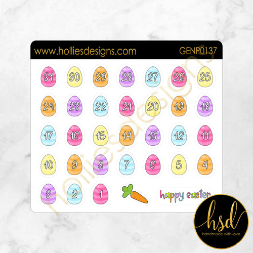 GENP0137 | Easter Countdown