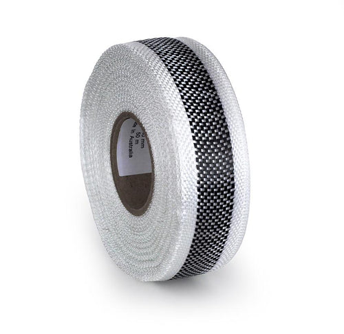 Uni Carbon Fibre Tape: 22mm