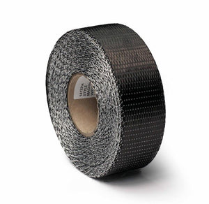 Uni Carbon Fibre Tape: 30mm