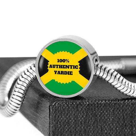 Authentic Yardie Steel Bracelet