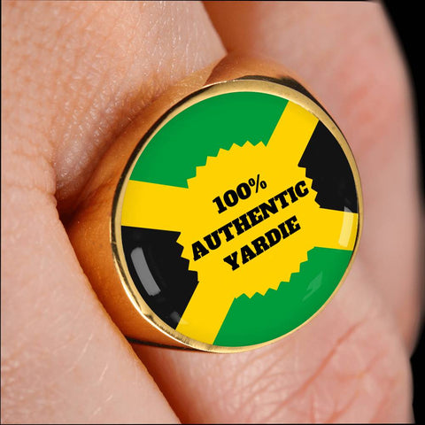 Authentic Yardie Ring