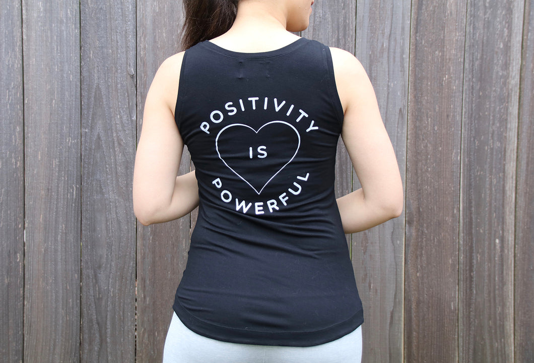 Positivity Is Powerful (Alexis Tank)