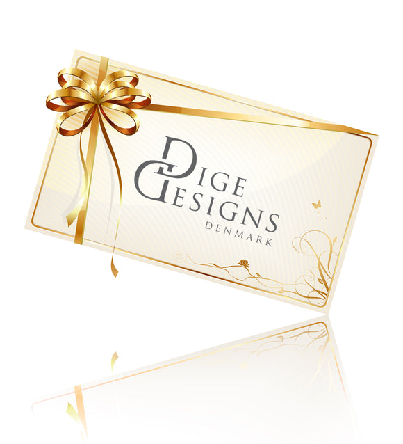 Dige Designs Gift Card