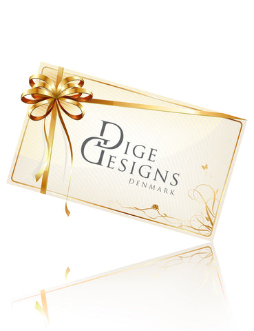Gift Card - The perfect gift for any occasion - Dige Designs