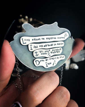 Song to the Siren Necklace