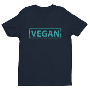 """Vegan Triangles"" - Men's/Unisex Relaxed Fit T-Shirt"