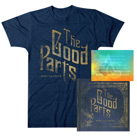The Good Parts - Super Digital Album + T-shirt + Autographed Lyric Card