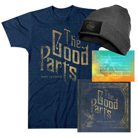 The Good Parts - Super Digital Album + T-shirt + Beanie + Autographed Lyric Card