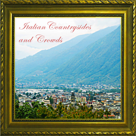 Italian Crowds and Countrysides Sound FX Library