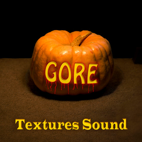 Pumpkin Gore Sound FX Library
