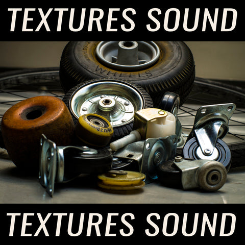 Rolling Wheels Sound FX Library