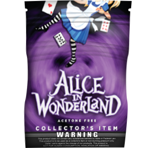 Alice In Wonderland - Golden