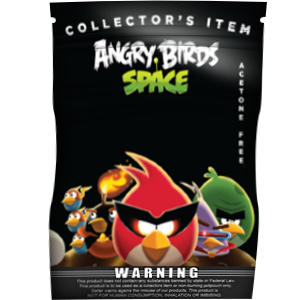 Angry Birds Space - Silver