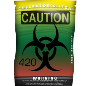 Caution 420 - Platinum