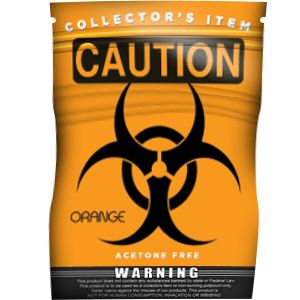 Caution Orange - Platinum
