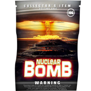 Nuclear Bomb - Golden
