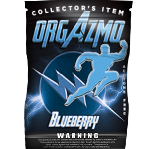 Orgazmo Blueberry - Golden