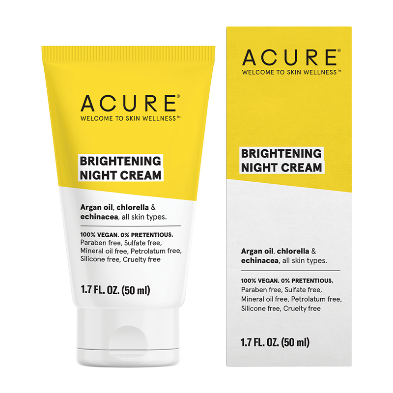 Brilliantly Brightening Night Cream