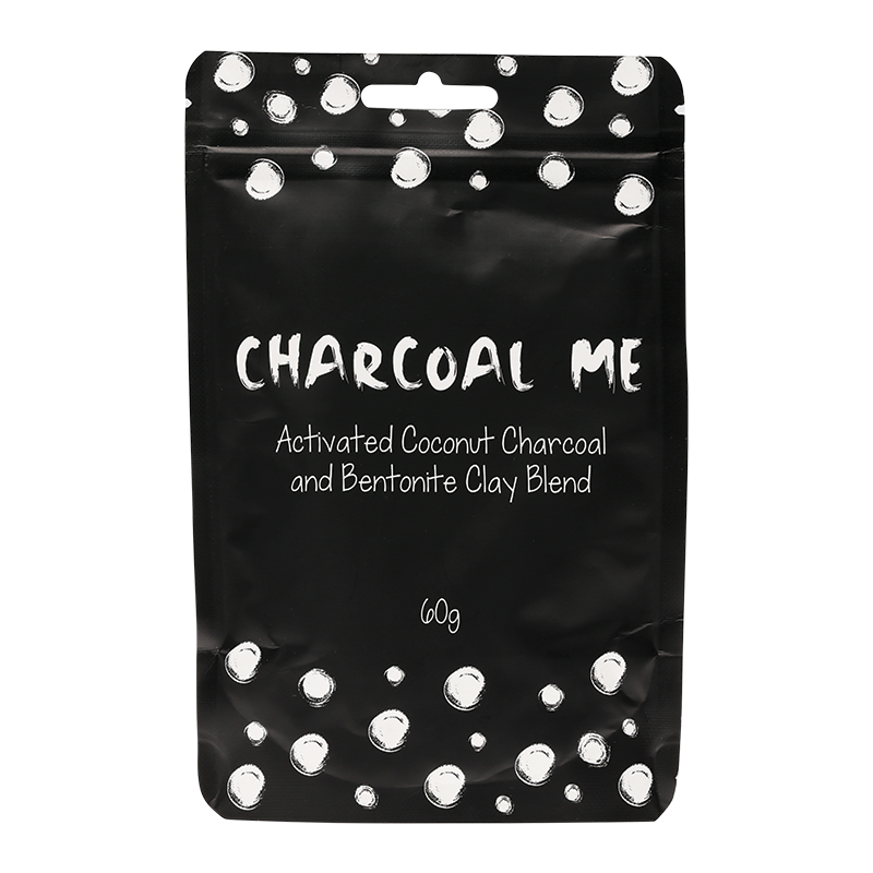 Activated Coconut Charcoal and Bentonite Clay Blend