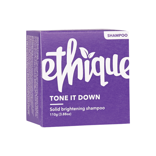Solid Shampoo Bar – Tone it Down
