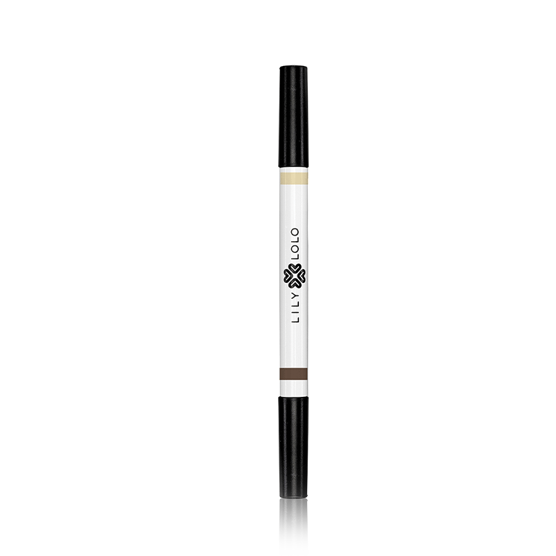 Lily Lolo Brow Duo Pencil - Medium