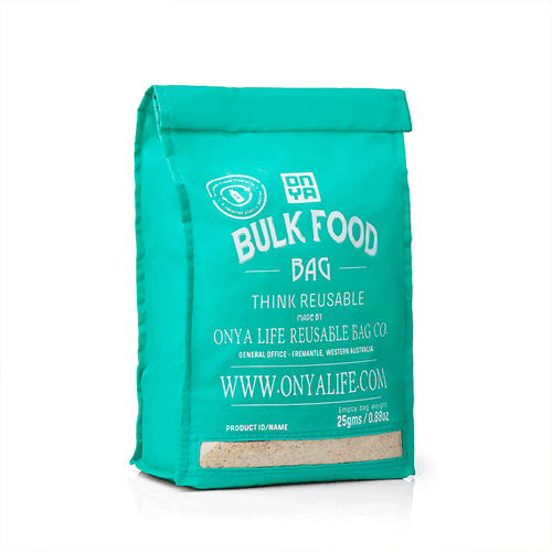 Onya Bulk Produce Bag - Large Aqua
