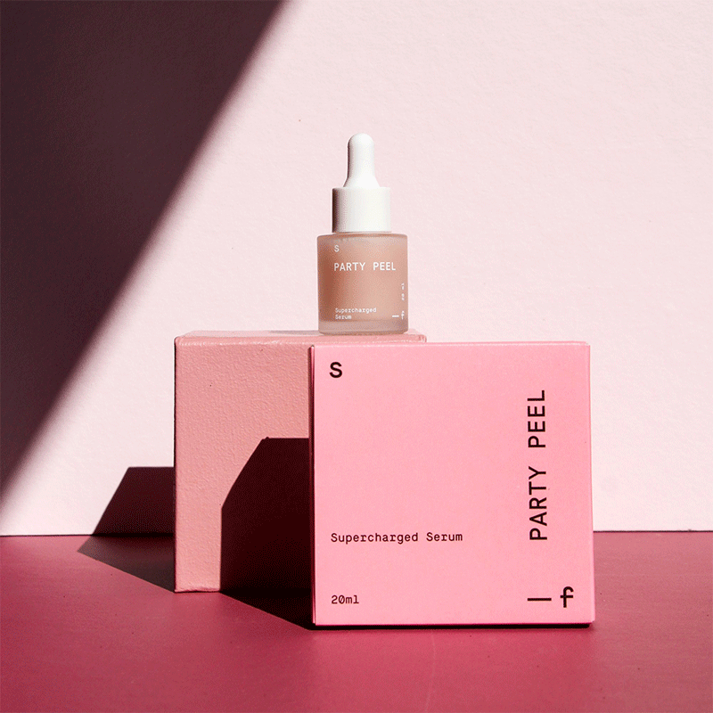 Party Peel Supercharged Serum