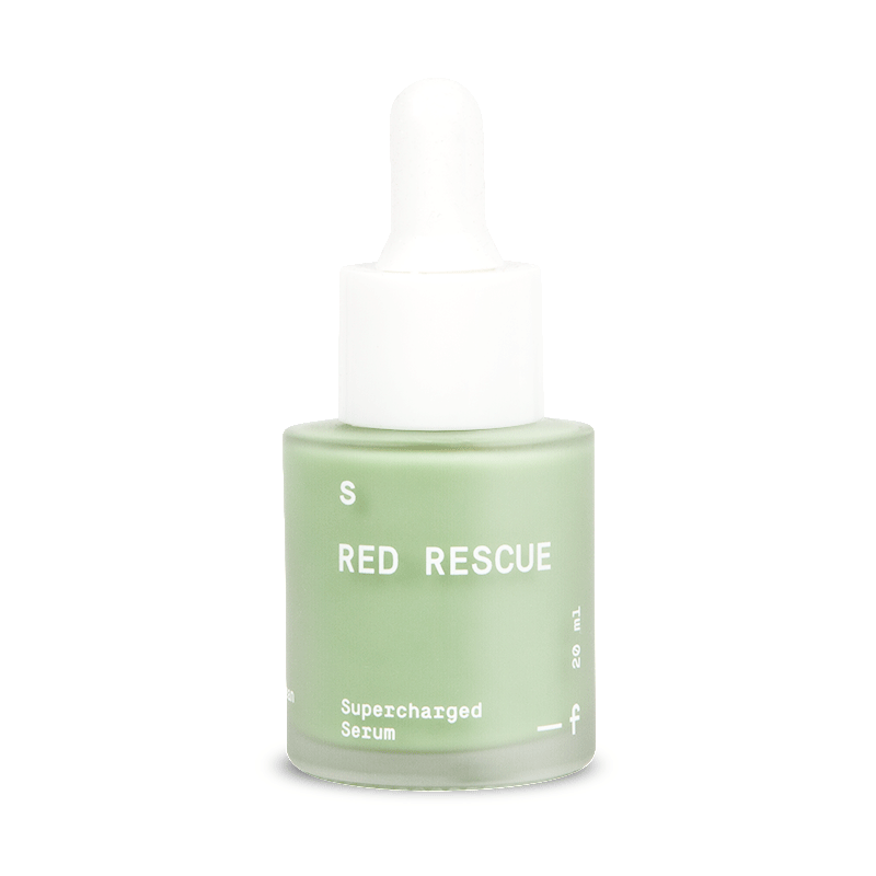Red Rescue Supercharged Serum
