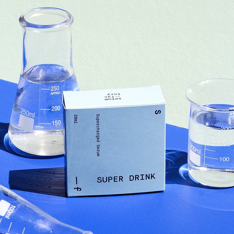 Super Drink Supercharged Serum