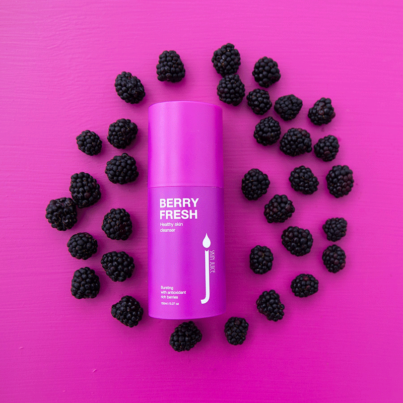 Berry Fresh Face Cleanser